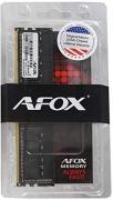 Mem Afox 8GB DDR4 2400Mhz DIMM