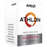 * Proc AMD Athlon 200GE 3.2GHz AM4 Radeon Vega 3