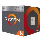 * Proc AMD Ryzen 5 2400G 3.60GHz 6Mb AM4 Com Radeon VEGA11