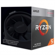 * Proc Amd Ryzen 5 3400G 3.7GHz 6Mb AM4 Radeon RX Vega11