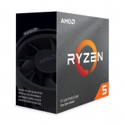 * Proc Amd Ryzen 5 3600X 3.8GHz 36Mb AM4 Wraith Spire Cooler