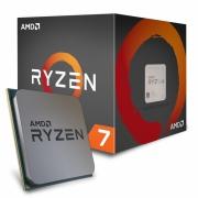 * Processador AMD Ryzen 7 1700 3.00GHz 20Mb AM4 Wraith Cooler