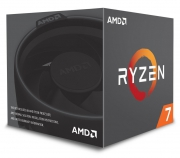 * Proc AMD Ryzen 7 2700X 3.7GHz 20Mb AM4 Wraith Prism Cooler