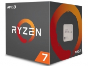 * Proc AMD Ryzen 7 2700 3.2GHz 20Mb AM4 Wraith Spire Cooler