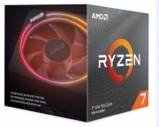* Proc AMD Ryzen 7 3800X 3.9GHz 36Mb AM4 Wraith Prism Cooler