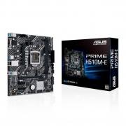 PL Mae Asus Prime H510M-E 1200 DDR4/HDMI/VGA/M.2/mATX