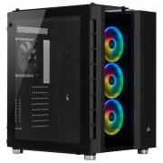 Gabinete Corsair Crystal Series 680X RGB Black
