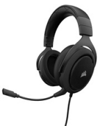 Headset Corsair HS50 Gaming Carbon
