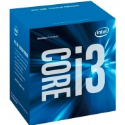 * Proc Intel Core I3-7100 3.9GHz 3 Mb LGA 1151 Kabylake