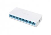 Switch Mercusys MS108 8 Portas 10/100Mbps Compacto