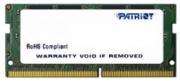 Mem Note Patriot SL 8GB 2400MHz DDR4 SODIMM CL17