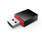 Mini Adapt Tenda U3 USB Wi-Fi 300Mbps